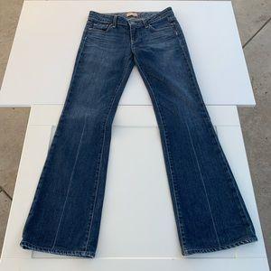 Paige Jeans Laurel Canyon size 28